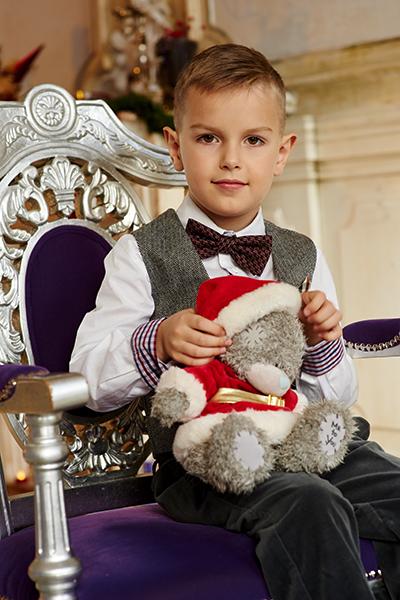 Фото №4 - Как модно одеть ребенка на праздник