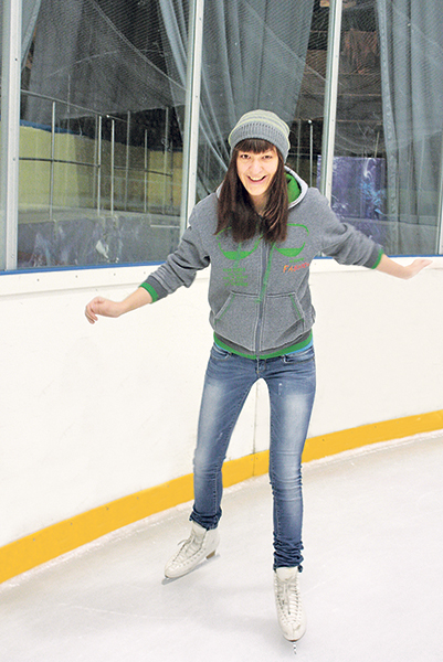 Фото №1 - Танцы на льду: мастер-класс по фигурному катанию
