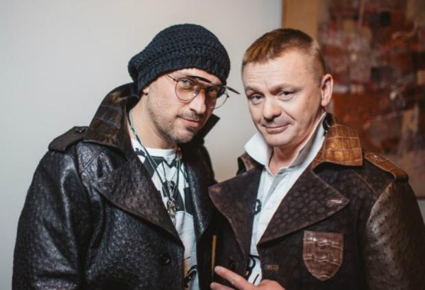 Неделя моды: Дмитрий Нагиев, фото
