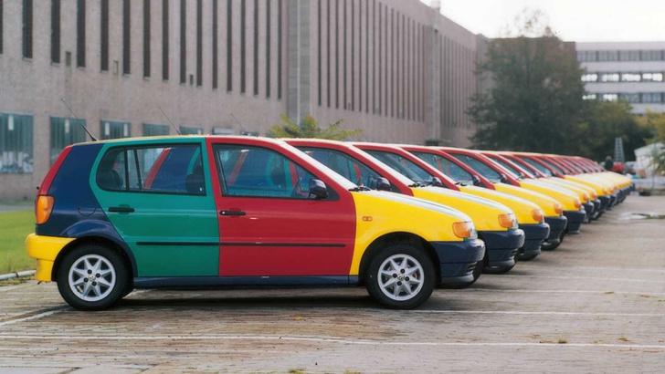 Фото №3 - Volkswagen возродил клоунский автомобиль
