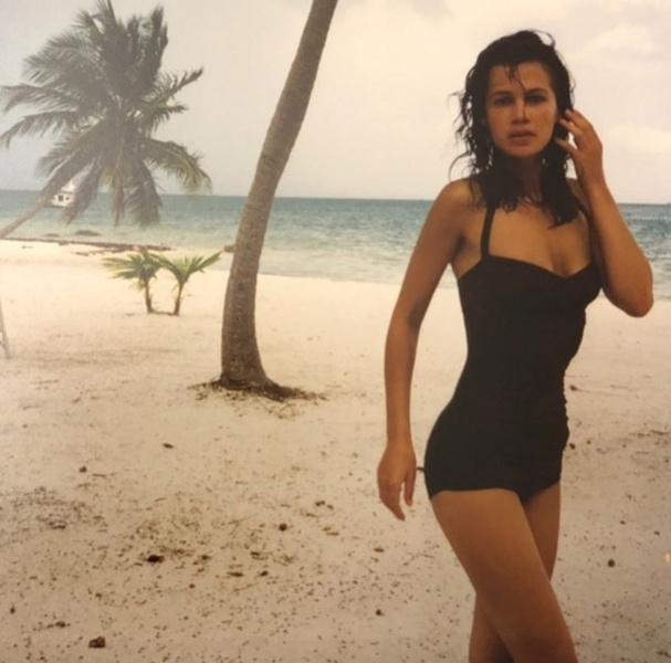 Фото №2 - Женщина ее мечты: как последняя Мисс СССР после любовных драм с мужчинами вступила в брак с известной теннисисткой
