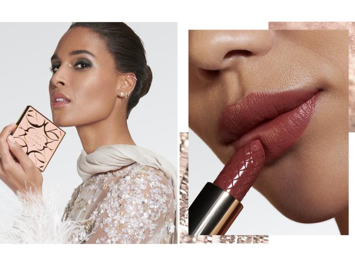Фото №1 - L'Oréal Paris выпустили свадебную коллекцию макияжа вместе с Elie Saab