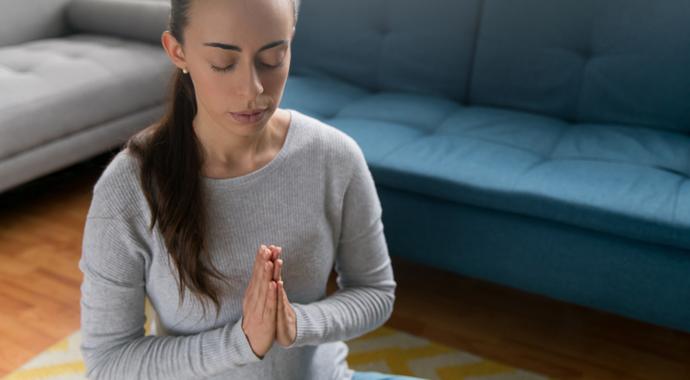 Как медитация помогает найти выход из безвыходной ситуации