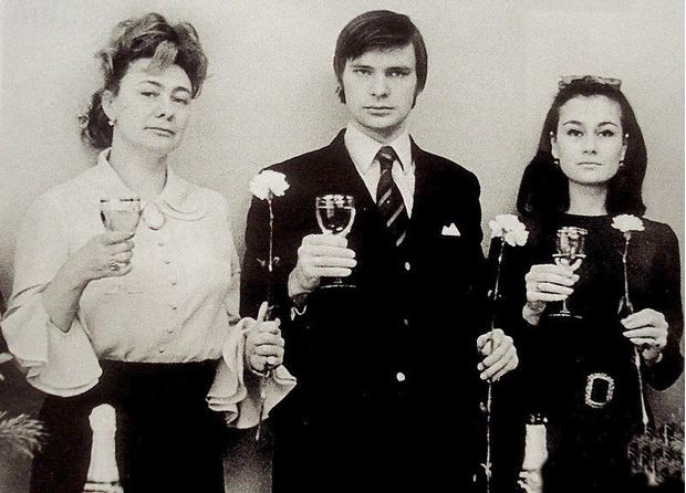 Фото №3 - Месть дочери генерала КГБ, обвинение в шпионаже и работа на стройке: о чем жалел Олег Видов, сбежавший в США