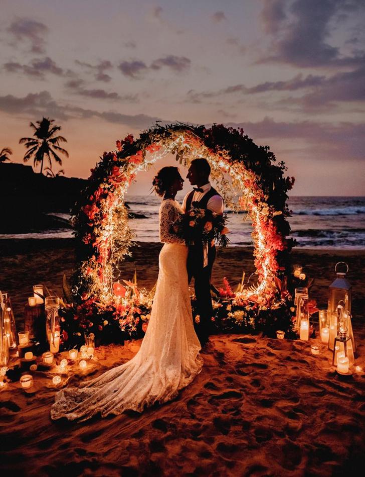 Фото №3 - Искусство свадьбы по шри-ланкийски