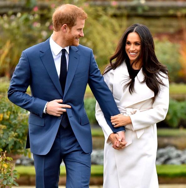 Фото №1 - Меган Маркл и принц Гарри выпустили официальное заявление после рождения дочери