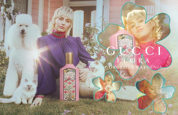 Фото №2 - Чем пахнет самый рок-н-ролльный аромат Gucci