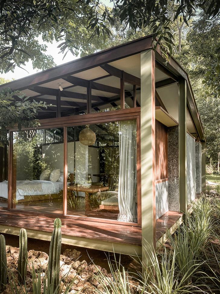 Фото №4 - Tetra Pod: сборный дом из переработанных материалов в Индонезии