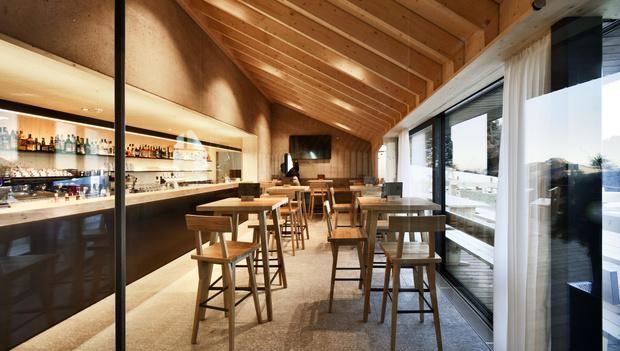 Фото №9 - Ресторан в Южном Тироле по проекту Петера Пихлера