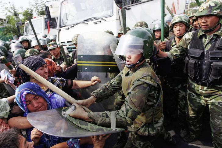 Фото №7 - Великие китайские застенки: как Китай справляется с исламистской проблемой— уйгурами