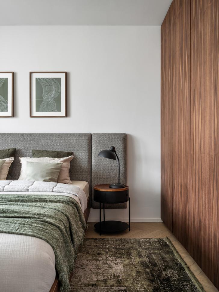 Фото №14 - Легкая и светлая квартира 50 м² для хозяйки кондитерской