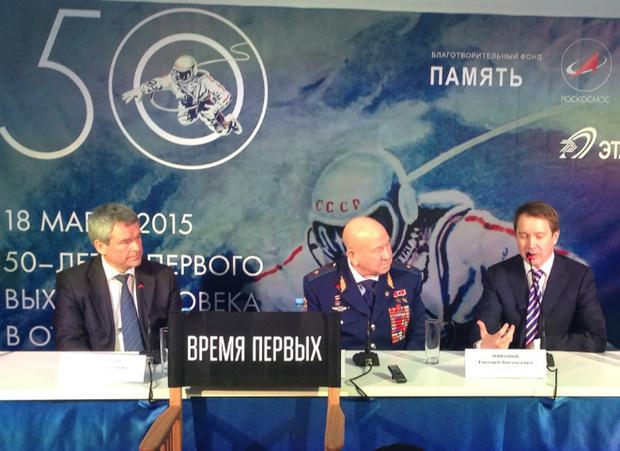 Фото №2 - Евгений Миронов готовится к полету в космос