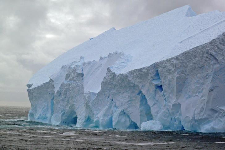 Фото №1 - Исчезновение ледников Западной Антарктики повысит уровень моря на 4 метра