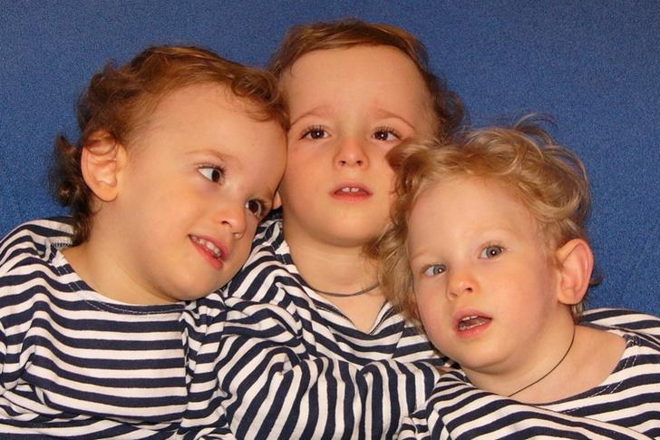 Фото №5 - «Общий вес при рождении составил 3 300 граммов: 1 300, 1 200 и 800 соответственно»: как мать в одиночку растит троих сыновей с диагнозом ДЦП