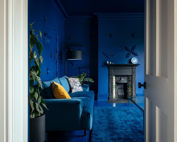Фото №7 - Дом со стеклянной пристройкой в Лондоне