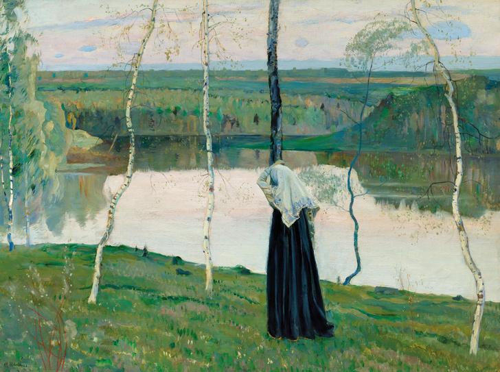 Фото №1 - Аукцион русского искусства Christie's