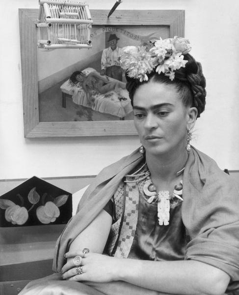 Фото №5 - «С тобой я несчастная, но без тебя не будет счастья»: история страстно-болезненной любви Фриды Кало