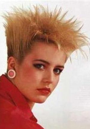 Фото №7 - Взрыв из прошлого: если в моду вернутся прически из 80-х…