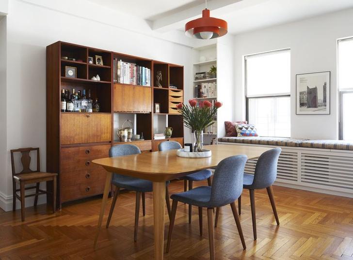 Фото №2 - Квартира в стиле 1970-х в Бруклине