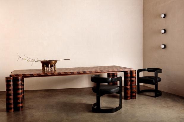 Фото №7 - Transcendence: новая коллекция мебели и аксессуаров Келли Уэстлер