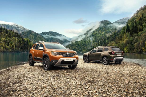 Фото №3 - Отложенная революция: новый Renault Duster наконец представили в России