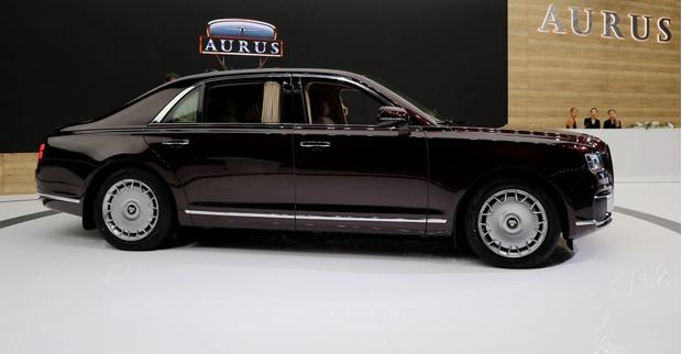 Фото №2 - Российский Maybach по цене настоящего Maybach! В Елабуге стартовало (наконец-то) производство автомобилей Aurus