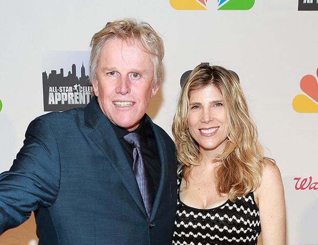 Гэри и его супруга