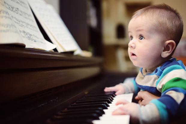 Фото №1 - Как знакомить малыша с миром музыки и звуков
