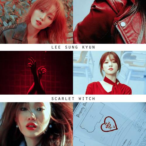 Фото №9 - Корейский Marvel: кто играл бы в «Мстителях», если бы их снимали в Южной Корее 🐱🏍