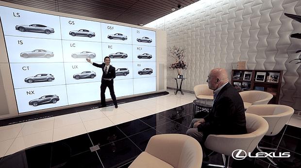 Фото №2 - Lexus стали официальными автомобилями программы «Япония.Обратная сторона кимоно» на Первом канале