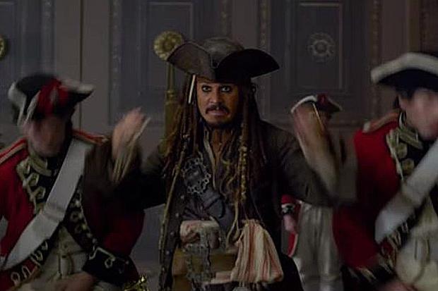Фото №27 - Тысяча чертей! 20 убойных киноляпов в «Пиратах Карибского моря»