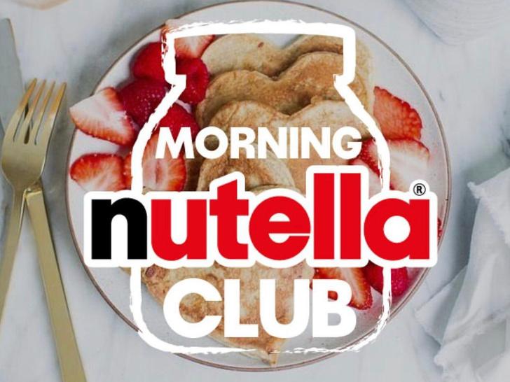 Фото №3 - Nutella Morning Club: что нужно знать о новом проекте Nutella