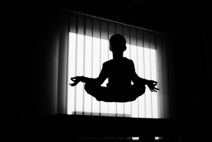 Фото №2 - Йога для малышей