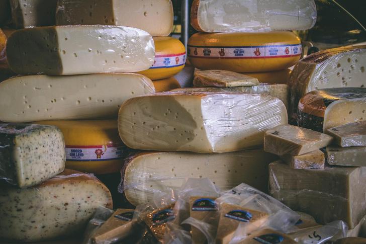 Как выбрать качественный сыр