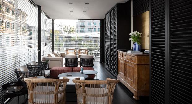 Фото №6 - Новое кафе-бар Miscela d'Oro по дизайну Пьеро Лиссони