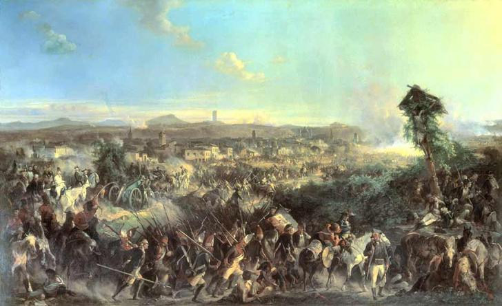 Фото №6 - Суворов: 7 подвигов великого полководца