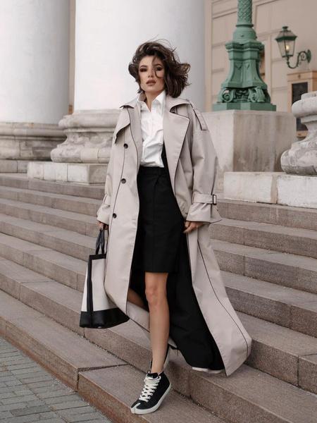 Фото №2 - Базовый гардероб на осень 2021-го: дизайнер Андрей Волконский назвал 8 вещей