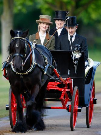 Фото №2 - Самое трогательное наследство: что принц Филипп оставил любимой внучке