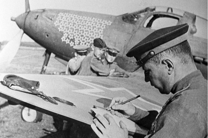 Фото №2 - «Аэрокобра» Покрышкина: американская хищница для советских асов