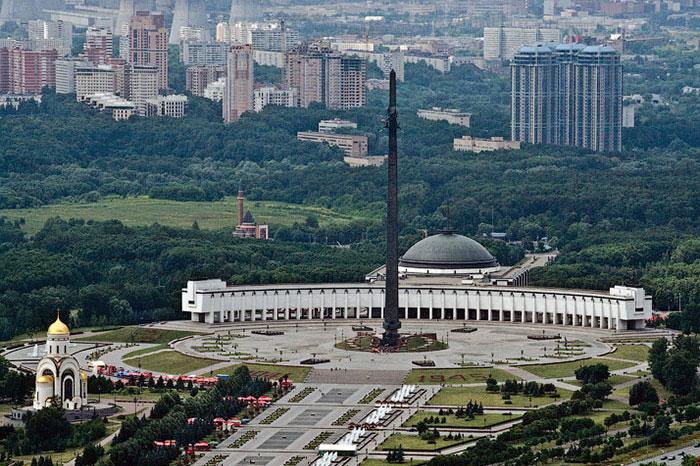 Фото №12 - 13 лучших парков Москвы для семейного отдыха