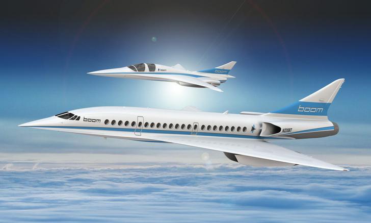 Фото №15 - 15 самых быстрых пассажирских самолетов