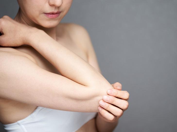 Фото №2 - О каких болезнях может рассказать сухая кожа на локтях
