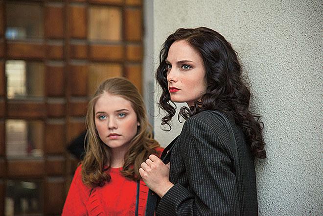 Русские горки актеры, Мария Лисовая фото