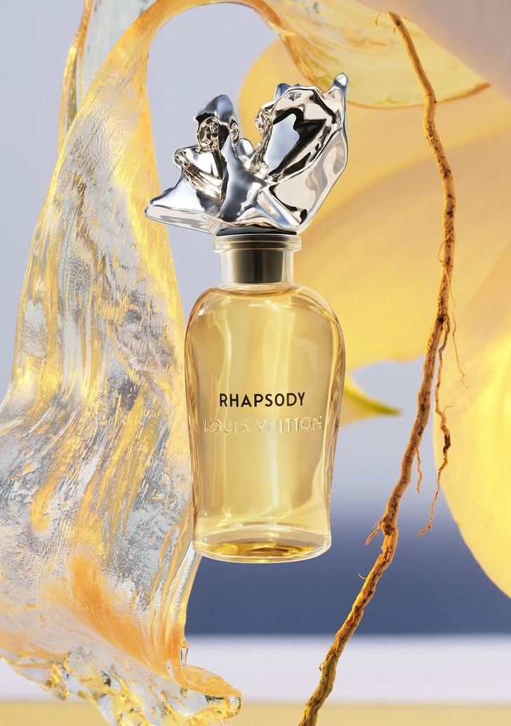 Фото №6 - Большой всплеск: флаконы Фрэнка Гери для ароматов Louis Vuitton