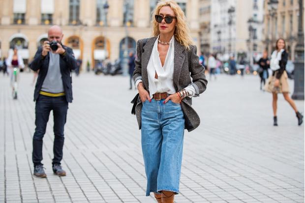Фото №7 - Гайд: сочетаем джинсы с обувью в холодное время года