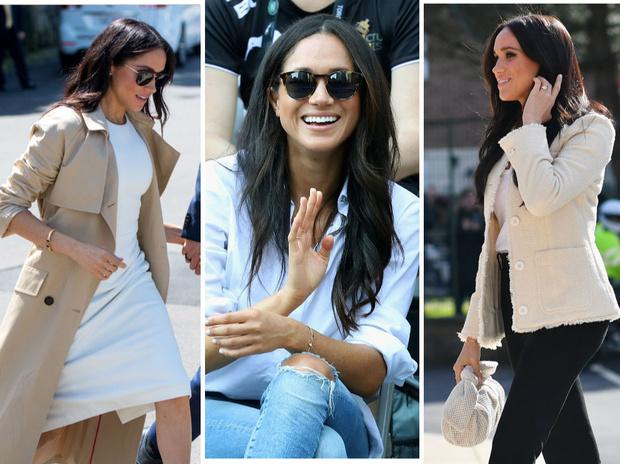 Фото №1 - Дипломатия стиля: 8 случаев, когда Меган делала заявления при помощи моды