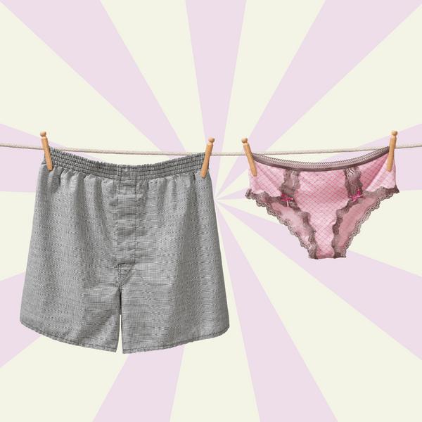 Фото №1 - Тест: Какое ты нижнее белье?