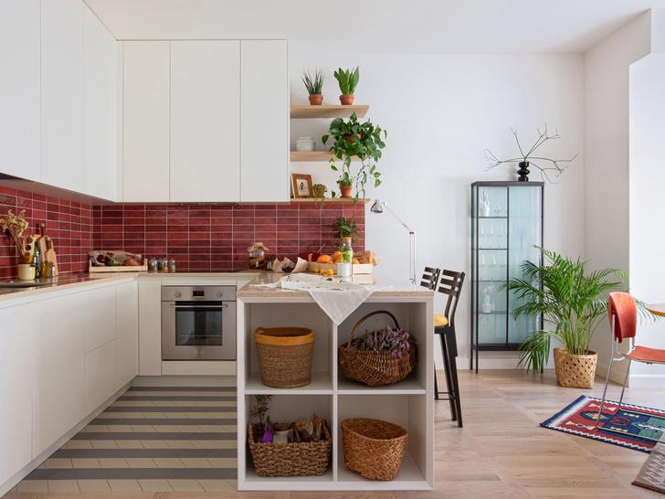 Фото №3 - Уютная кухня: 7 полезных советов