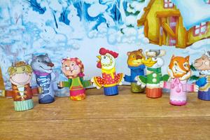Фото №4 - Как оживить сказку: кукольный театр на столе