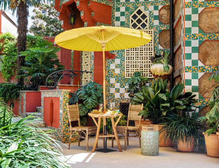 Фото №3 - Casa Vicens Антонио Гауди в Барселоне сдается через Airbnb